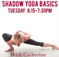Shadow Basics Tue 6:15PM