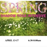 Spring Intensive April 13-17