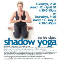 Shadow Yoga Tu/Th 4:30PM
